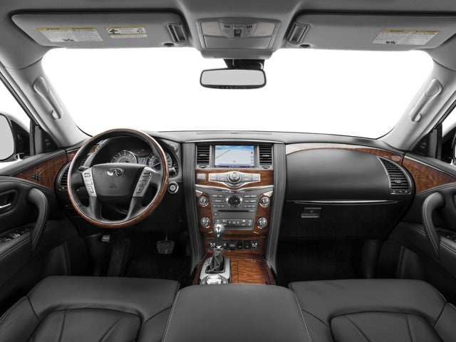 2017 infiniti qx80 technology package in barrington il for Motor werks of barrington mercedes benz